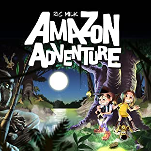 Amazon Adventure, Vol. 1: Book 1