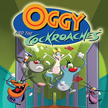 Oggy & the Cockroaches