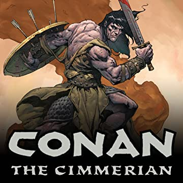Conan The Cimmerian (2008-2010)