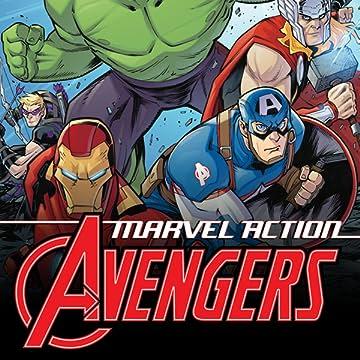 Marvel Action Avengers (2018-2020)