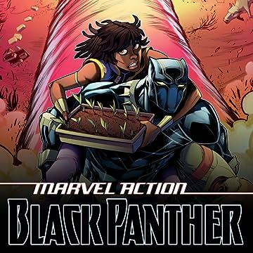 Marvel Action Black Panther (2019-)