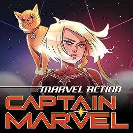 Marvel Action Captain Marvel (2019-2020)