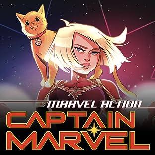 Marvel Action Captain Marvel (2019-)