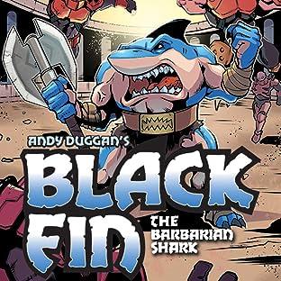 Black Fin: The Barbarian Shark