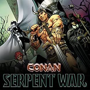 Conan: Serpent War (2019-)