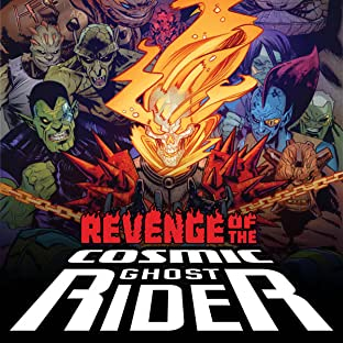 Revenge Of The Cosmic Ghost Rider (2019-)