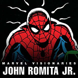 Marvel Visionaries: John Romita Jr.