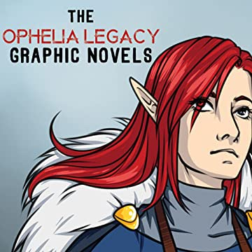 The Ophelia Legacy Graphic Novels: Divine Intervention