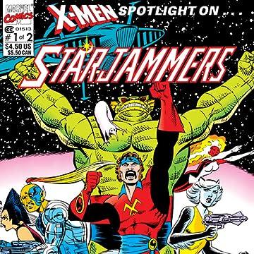X-Men: Spotlight On Starjammers (1990)