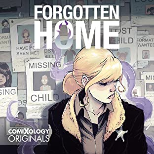 Forgotten Home (comiXology Originals)