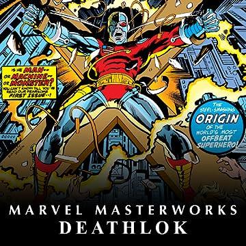 Deathlok Masterworks
