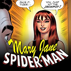 Spider-Man/Mary Jane: ...You Just Hit The Jackpot