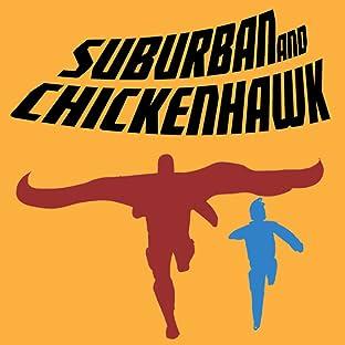 Suburban & Chickenhawk, Tome 1: The Mega-Mall Disaster