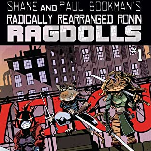 Radically Rearranged Ronin Ragdolls