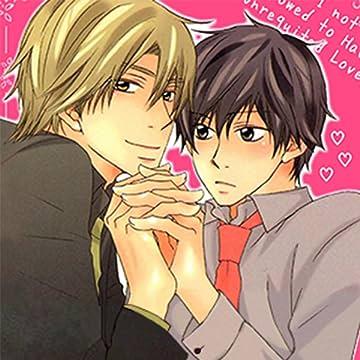 Stairway to Love (Yaoi Manga)