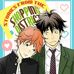 Stories from the Shopping District (Yaoi Manga)