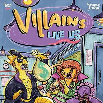 Villains Like Us: Ladies love the villain