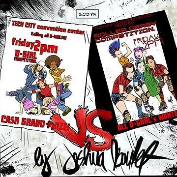 B-Girl VS D-GRRL: 1