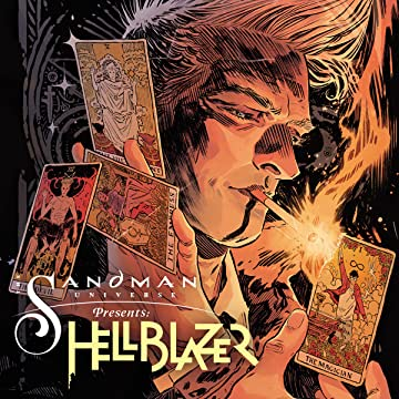 The Sandman Universe Presents Hellblazer (2019)