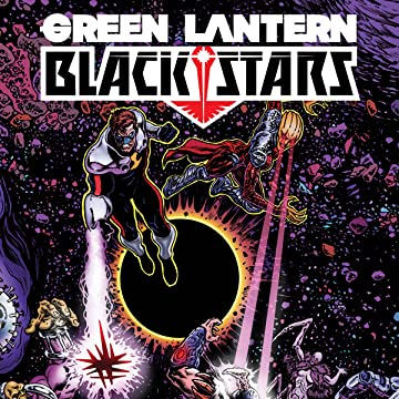 The Green Lantern: Blackstars (2019-)