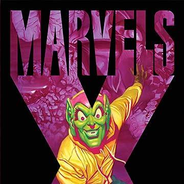 Marvels X (2020)