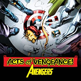 Acts Of Vengeance: Avengers