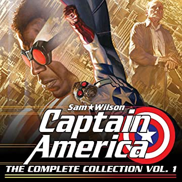 Captain America: Sam Wilson - The Complete Collection