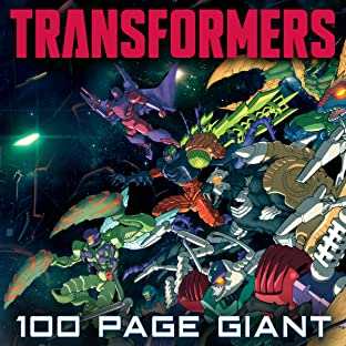 Transformers 100-Page Giant: Power of the Predacons