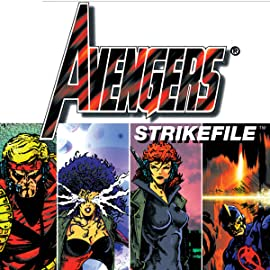 Avengers: Strikefile (1994)