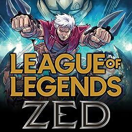 League Of Legends: Zed (Brazilian Portuguese)