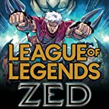 League Of Legends: Zed (Greek)
