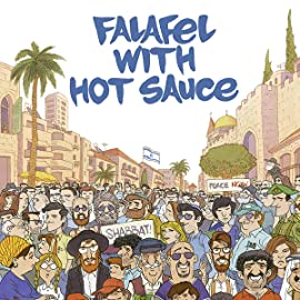 Falafel with Hot Sauce