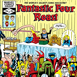 Fantastic Four Roast (1982)