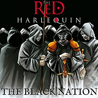 The Red Harlequin Graphic Novel Series: The Black Nation