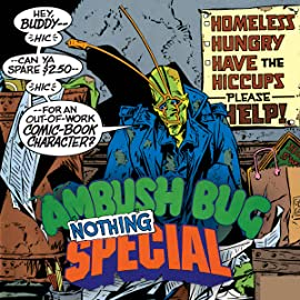 Ambush Bug Nothing Special (1992)