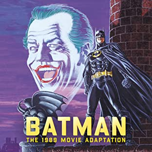 Batman: The 1989 Movie Adaptation