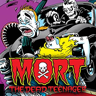 Mort The Dead Teenager