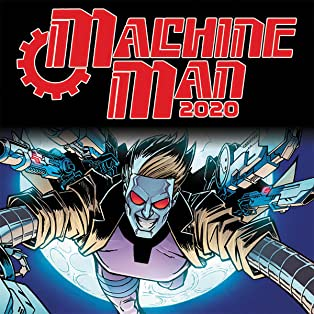 2020 Machine Man