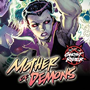 Spirits Of Ghost Rider: Mother Of Demons (2020)