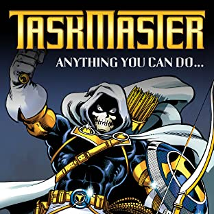Taskmaster: Anything You Can Do...