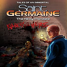 Saint Germaine: The Kilroy Mandate