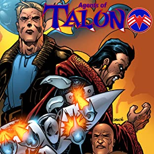 Agents of Talon, Vol. 1