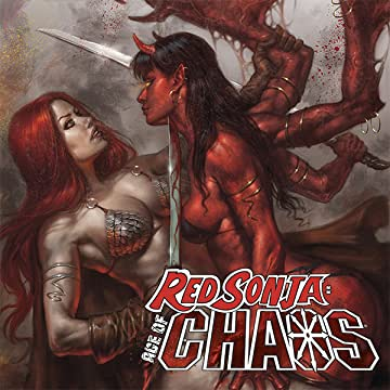 Red Sonja: Age of Chaos
