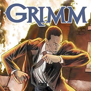 Grimm: Portland, Wu