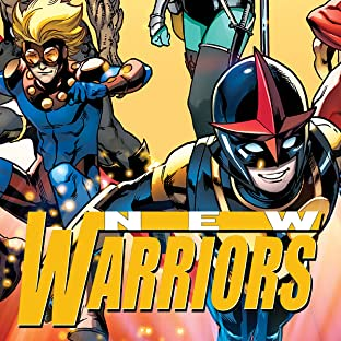 New Warriors (2014-)