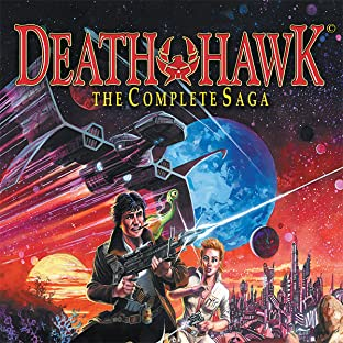Death Hawk - The Complete Saga