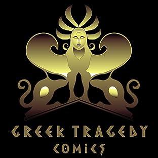 Greek Tragedy Comics, Vol. 1: Sophocles' Oedipus Rex