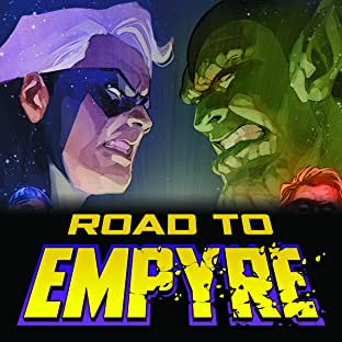 Road To Empyre: The Kree/Skrull War (2020)