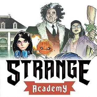 Strange Academy (2020-)