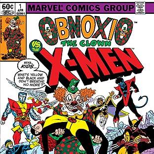 Obnoxio The Clown (1983)